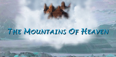 THE MOUNTAINS OF HEAVEN Art